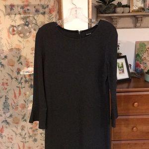 Madewell Dark Gray Dress